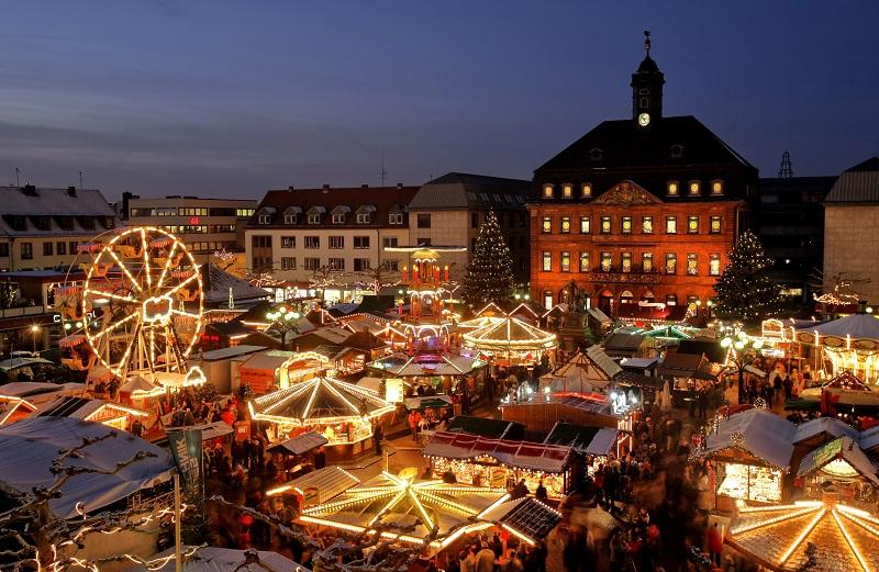 Weihnachtsmarkt Hanau.Weihnachtsmärkte