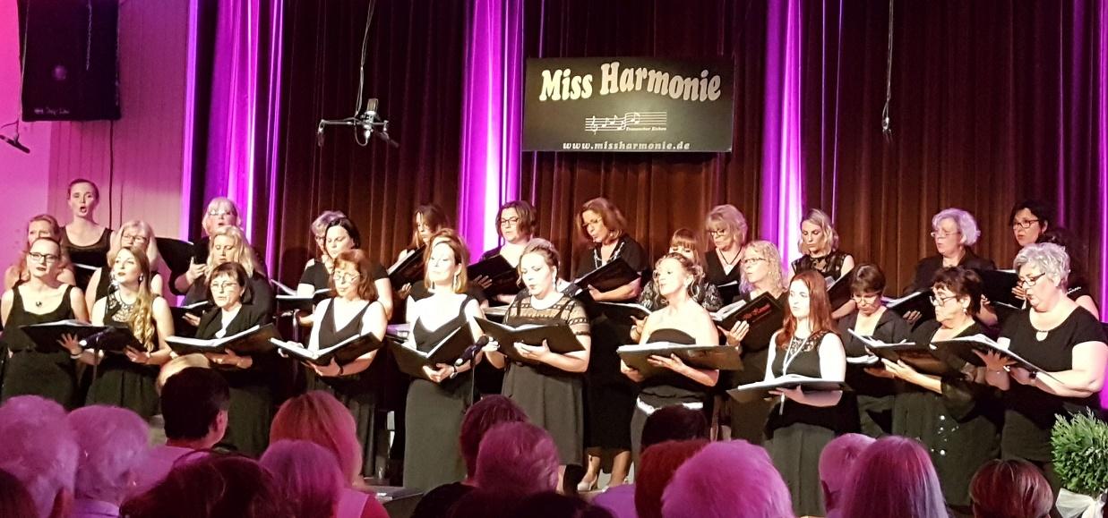 Bild von Miss Harmonie presents: BEST OF FILM MUSIK & MUSICAL