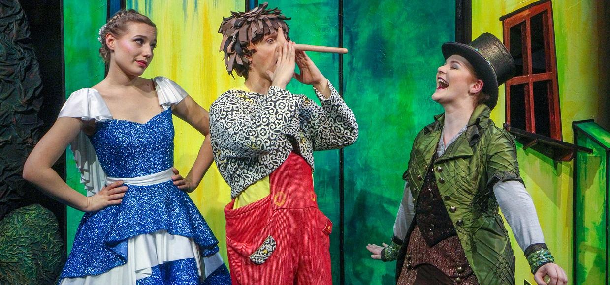 Bild von Pinocchio – das Musical
