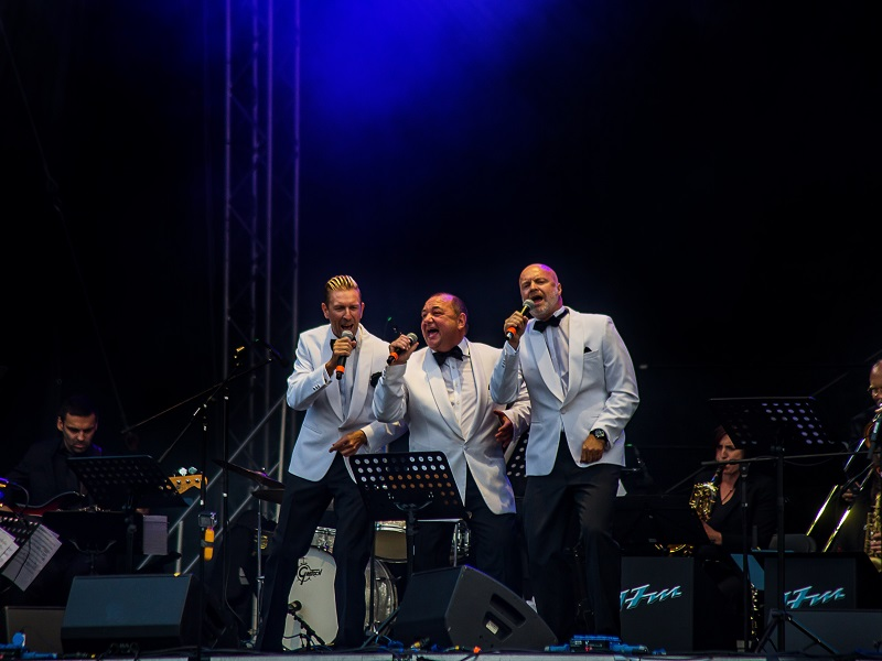 """Bild von ABGESAGT: Swing Kings & Big Band 17m – The Swing Kings Orchestra """"Christmas Show"""""""