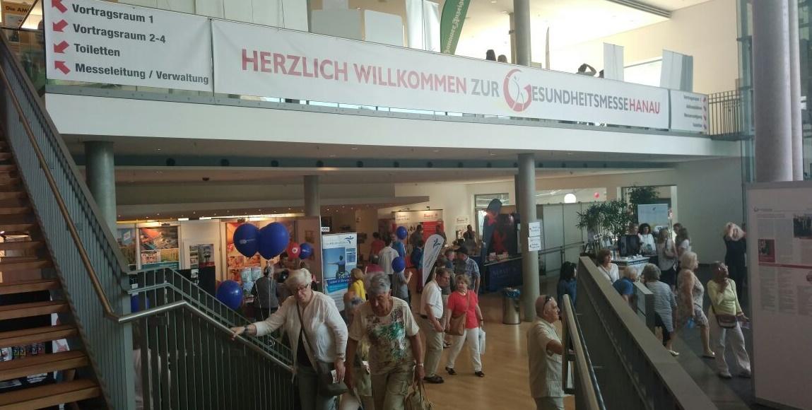 Bild von !!! VERLEGT auf 10.+11.10.2020!!!   8. Gesundheitsmesse Hanau
