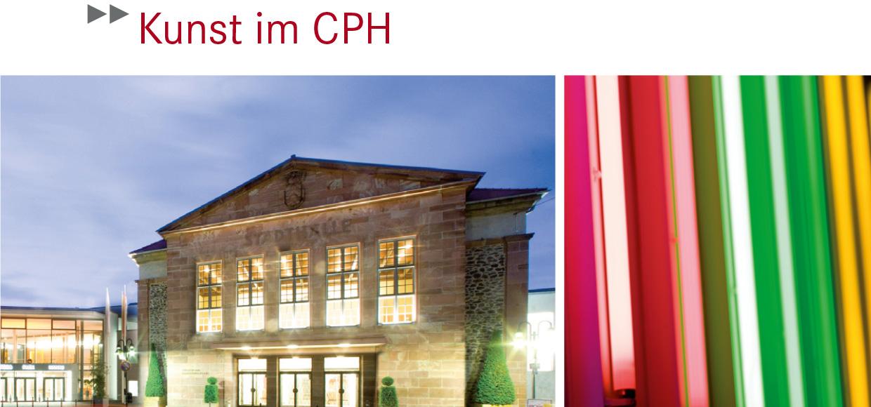 """Bild von Vernissage: Reihe """"Kunst im CPH"""""""