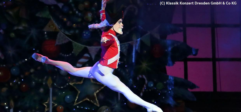 Bild von Russisches Ballettfestival Moskau präsentiert Nussknacker