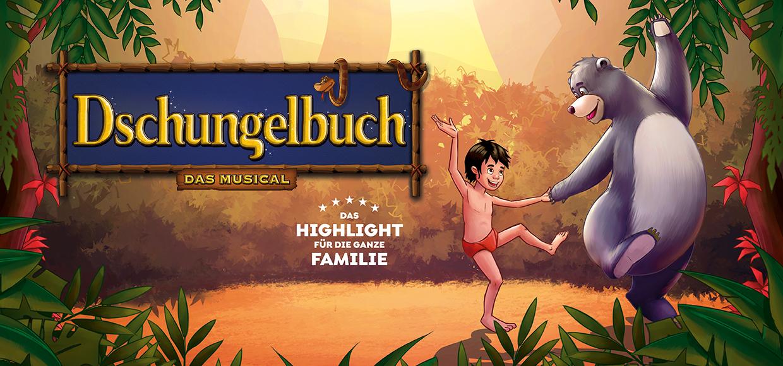 Bild von Dschungelbuch – das Musical